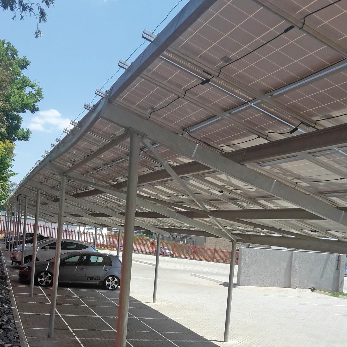 Ecospan Solar Carport