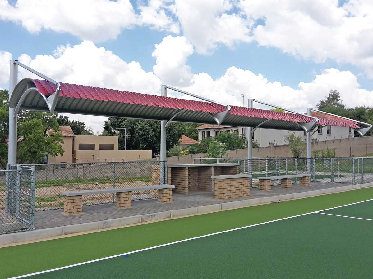 Ecospan Sport Shelter