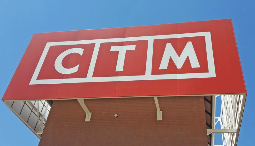 CTM Tiles: Steel Cantilever Carports
