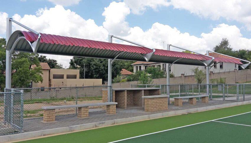 Dainfern College: Sport Shelter