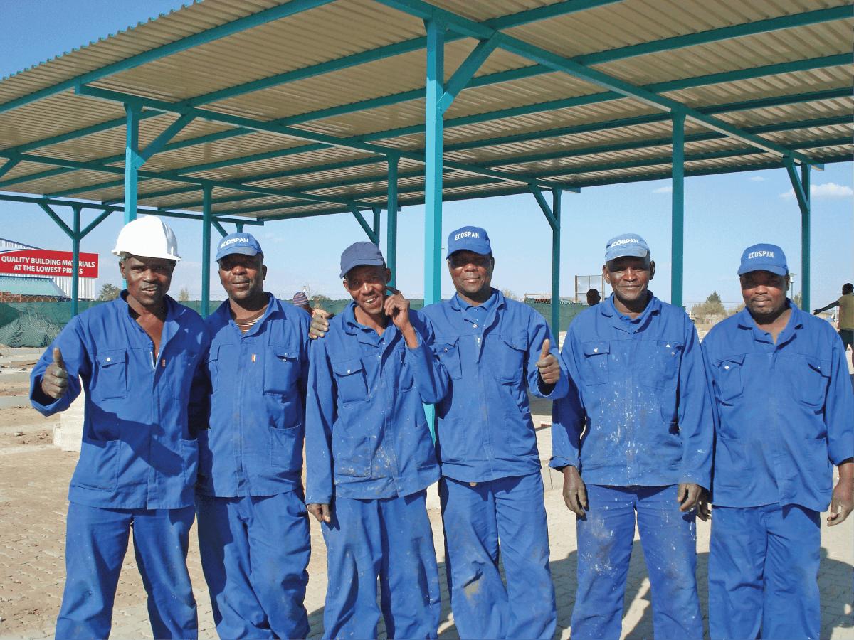 Export to Africa- DIY Carports