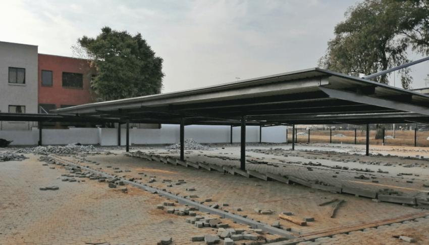 Giflo Developments: Steel Carports