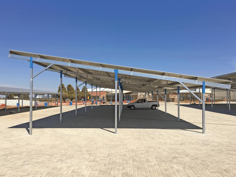 Montsano Solar Carports
