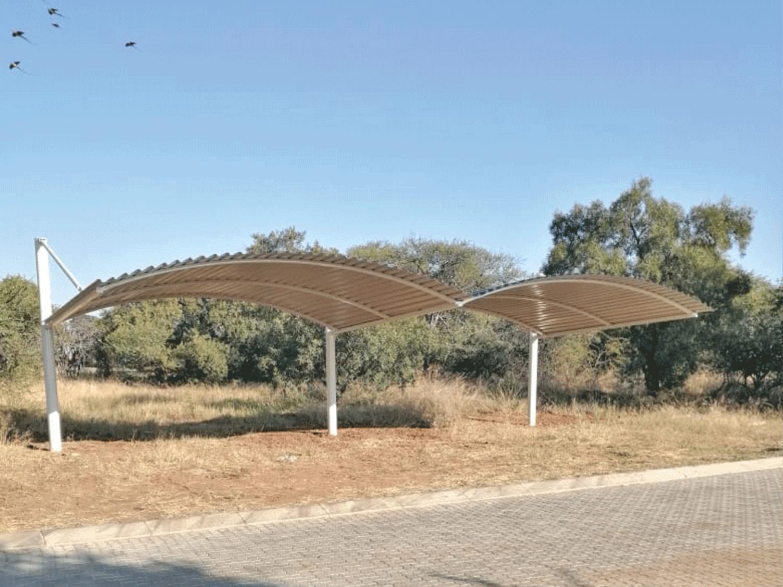 Ecospan Cantilever Barrel Roofs