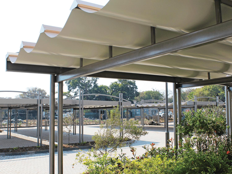 Ecospan Through Roofs