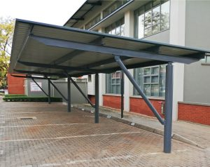 Strutted Cantilever Flat Roof (2)