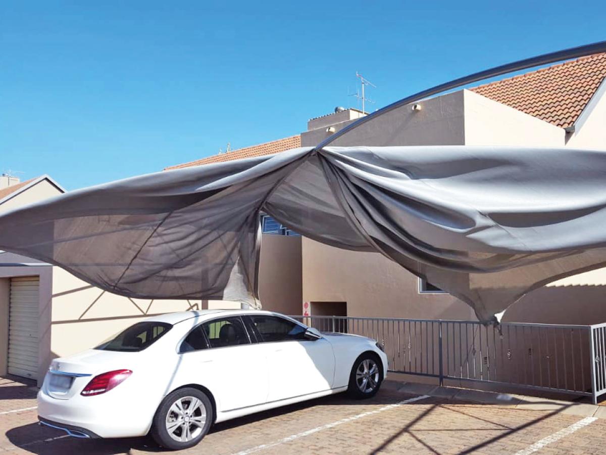 Repairs to shadeports