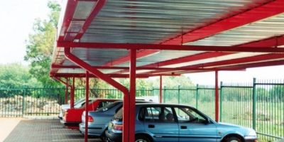 Ecospan Fascia Single Flat Roof