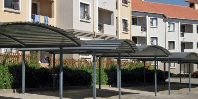 Ecospan Barrel Single Roof