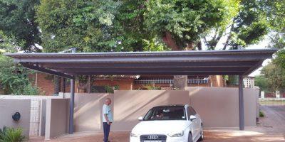 Ecospan Cantilever Designer Single Flat Roof