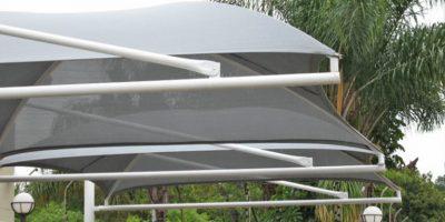 Ecospan Cantilever Nose-to-Nose Dome